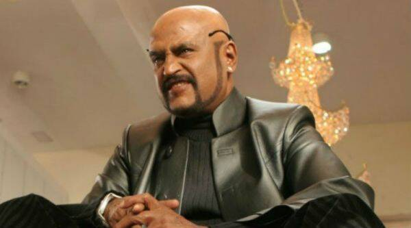 Rajinikanth had played the title role in Sivaji, in which he leads a war on black money.