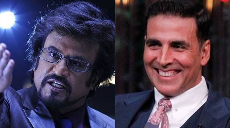 Rajinikanth was modesty personified at the first look launch of 2.0. when he humbly called Akshay Kumar the hero of the mega film.