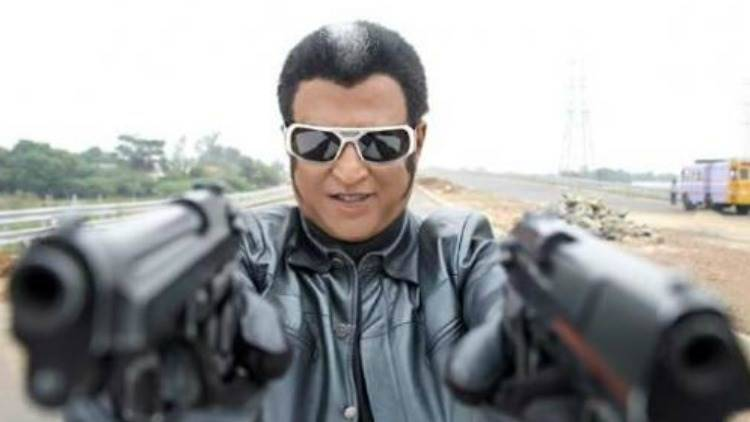 Kim Jee-woon says he was highly impressed with Tamil superstar Rajinikanth's Robot