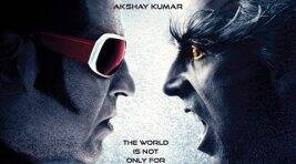 Rajinikanth-Akshay Kumar's 2.0 Is History In Making