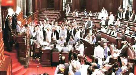 Rajya sabha, lok sabha, parliament, opposition criticizes demonetisation, demonetisation, BJP, Narendra Modi, Finance Minister, Arun Jaitley, parliament, opposition demand modi to answer, indian express news
