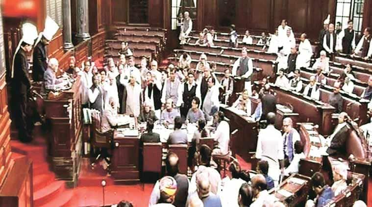 rajya sabha, ghulam nabi azad, demonetisation, terrorism, congress, congress news, india news