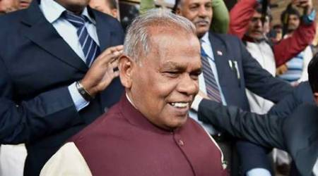 Bihar: Jitan Ram Manjhi to keep off from human chain in support of prohibition