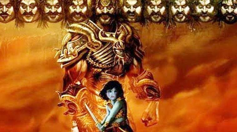 Mahayoddha Rama review, Mahayoddha Rama movie review, Mahayoddha Rama, Mahayoddha Rama, Mahayoddha Rama review, Mahayoddha Rama cast, Mahayoddha Rama story, Mahayoddha Rama news, Mahayoddha Rama kunal kapoor, Mahayoddha Rama Jimmy Shergill, Rohit Vaid, Rohit Vaid film, entertainment news, indian express Mahayoddha Rama movie review