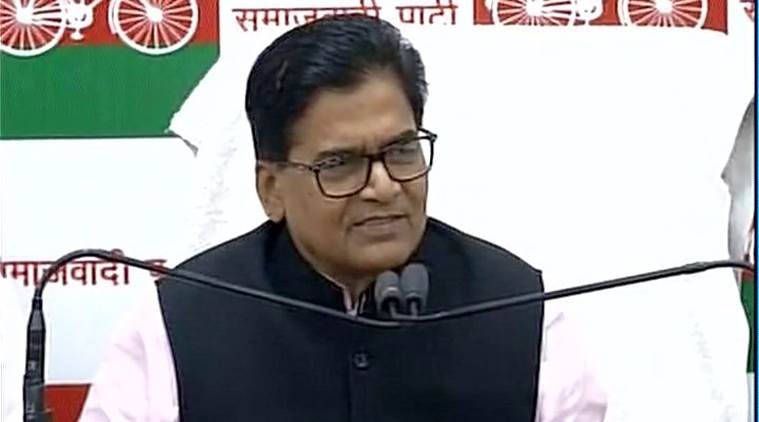 Ramgopal, Ramgopal yadav, samajwadi party, demonetisation, cash crunch, black money, money politics, Ramgopal expelled, rajya sabha, up elections, up polls, shivpal yadav, mulayam singh, akhilesh yadav, up government, indian express news, india news