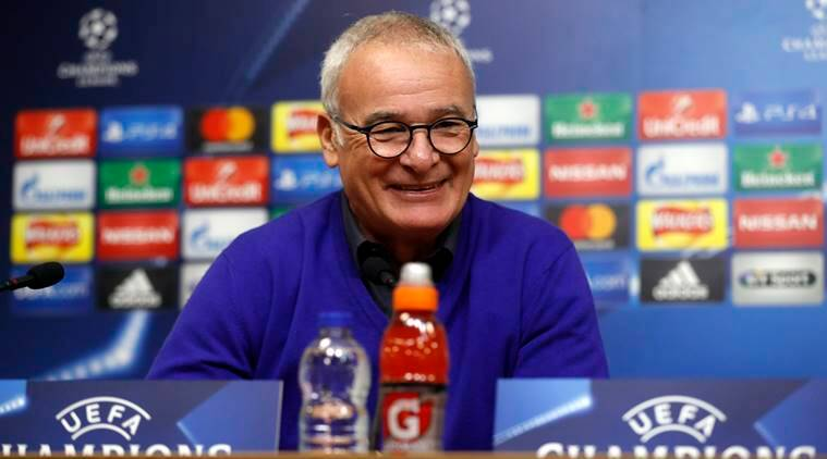 claudio ranieri, leicester city, champions league, leicester city champions league, ranieri leicester, leicester premier league, premier league table, football news, sports news
