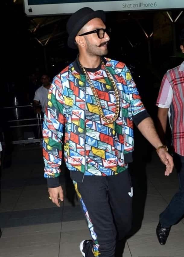 Deepika Padukone, Ranveer Singh, Ranbir Kapoor: How Bollywood celebs are rocking sporty glam