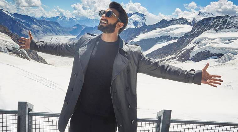 ranveer singh, ranveer singh actor, ranveer singh news, ranveer singh befikre, befikre, befikre movie, befikre news, befikre ranveer singh, entertainment news, indian express, indian express news