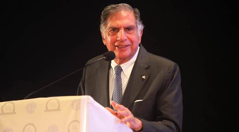 Ratan Tata, Ratan Tata supports demonetisation, Ratan Tata supports Modi's demonetisation move, Ratan Tata on demonetisation, Ratan Tata tweets, demonetisation bold move, Narendra Modi, Tata and sons, indian express news