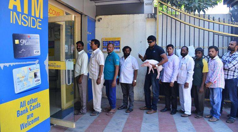 ATMs, cash crunch, demonetisation, banks, liquidity, news, latest news, India news, national news