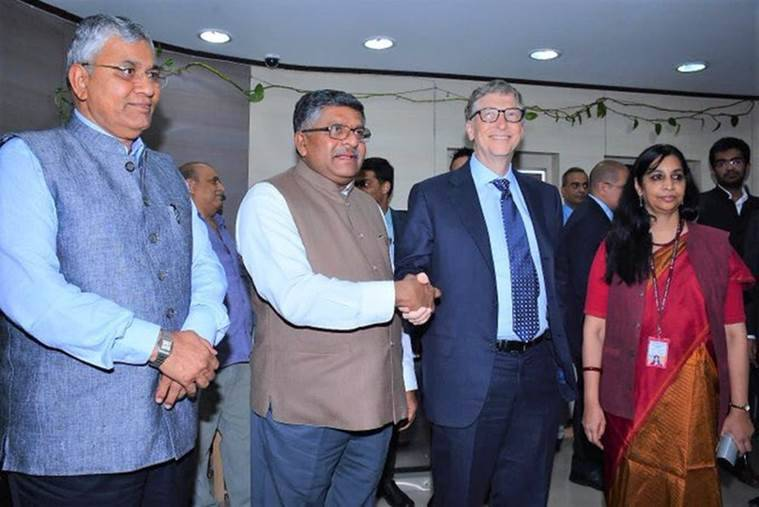 Make In India, Digital india, ASEAN countries, gulf nations Ravi Shankar Prasad, Minister for IT and Electronics, IT Minsiter, india business, business news, indian express news