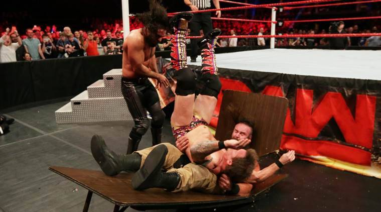 WWE, WWE Raw, WWE Raw results, WWE Raw Glasgow, Seth Rollins, Roman Reigns, Chris Jericho, kevin Owens, Survivor Series, Raw survivor series team, wwe, wwe news, sports, sports news