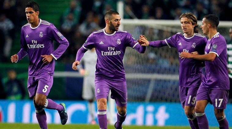 Football Soccer - Sporting v Real Madrid - UEFA Champions League group stage