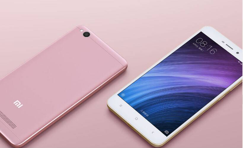 Photos Xiaomi Redmi 4 Redmi 4a Launched Here S A Closer Look At