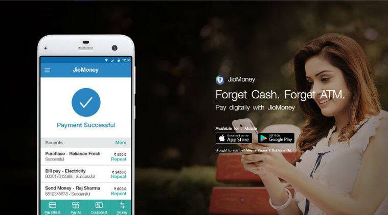 Demonetisation, Reliance Jio, Reliance JioMoney, Jio money app, JioMoney app cashback, JioMoney app discounts, Rs 500 notes, Rs 1000 notes, Rs 2000 notes, JioMoney purchases, Reliance fresh, reliance smart stores, mobile wallet, technology, technology news