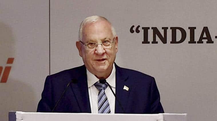 Reuven Rivlin, israel president Reuven Rivlin, make in india, Reuven Rivlin india visit, india news, latest news