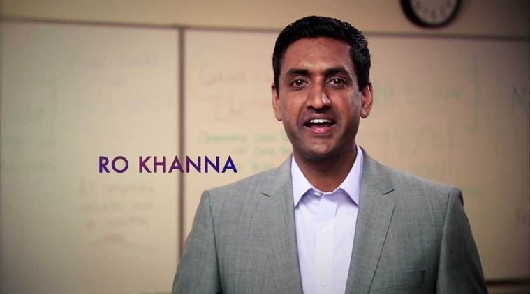 us elections, indian americans, ro khanna, world news, indian express,