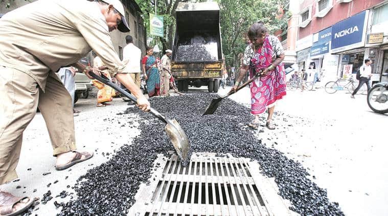 Bihar Road Construction, Bihar roads,Nitish Kumar,construction,Aurangabad Barwaada road, news, latest news, India news, national news
