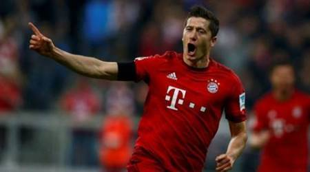 Bundesliga, bayernmunich, Lewandowski, Robben, Dutchman Robben, Polish Lewandowski, Thomas mueller, Mia San Mia, German football, dortmund, RB Leipzig, football news, foortball, german football, indian express news