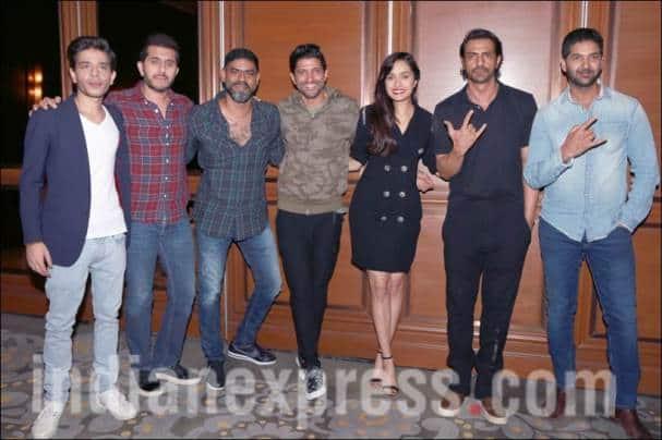 Rock On 2, Rock On 2 MOVIE, Farhan Akhtar, Shraddha Kapoor, Arjun Rampal, Shashank Arora, Purab Kohli
