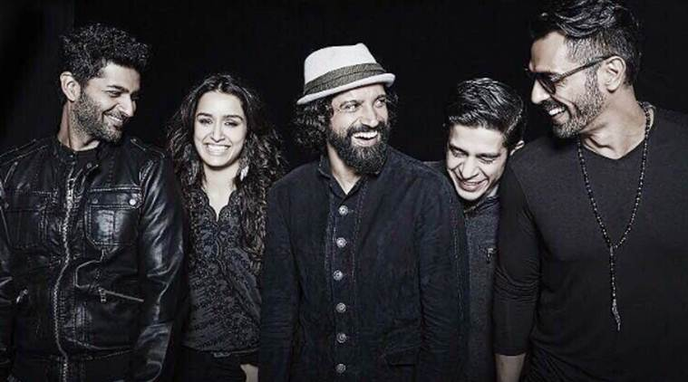 Rock on 2 movie review, Rock on 2 review, Rock on 2, Farhan Akhtar, Shraddha Kapoor, Rock on 2 IMAGE