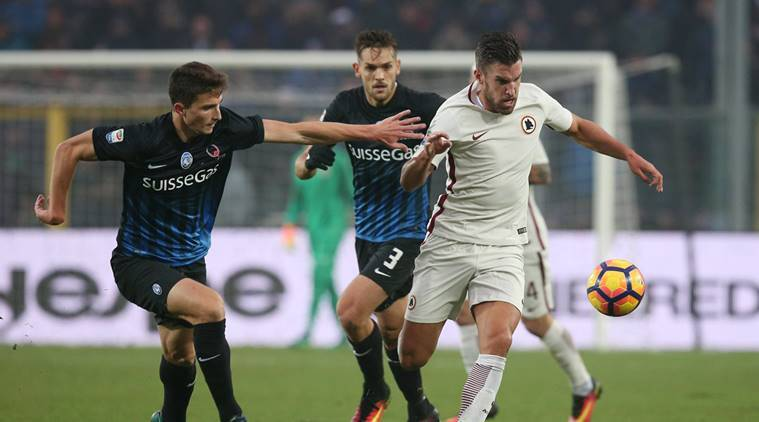 AS Roma, as roma atalanta, serie a, serie a table, italian football, football news, sports news