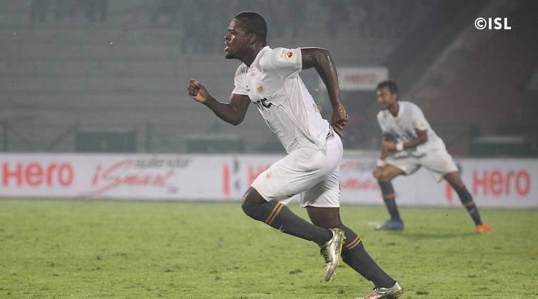 NorthEast United vs FC Pune City, NorthEast vs Pune City, NorthEast vs Pune, Romaric, Romaric goal, ISL 2016, ISL, Football news, Football