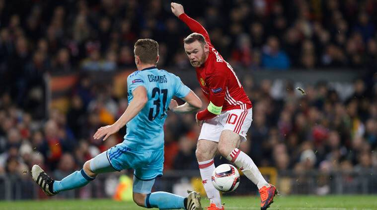 Wayne Rooney, Rooney, Manchester United, Man Utd, Manchester United vs West Ham United, Man Utd vs West Ham, English Premier League, EPL, football news, sports news