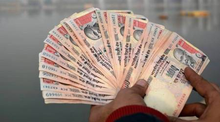 Scrapped notes of Rs 1 cr face value seized, four held
