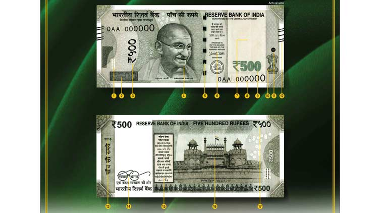 Rs 500/1000 notes valid for key utilities till Nov 14