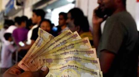 note demonetisation, demonetisation notes, money exchange, banks re-open, new currency, latest news, indian express, india news