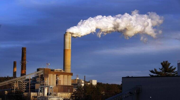 air pollution, pollution, environmental pollution,  carbon emissions, climate change, environmental protection, rising temperatures, world news