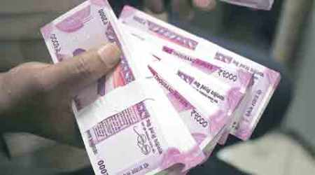 rupee, rupee vs dollar, rupee drops against dollar, rupee against dollar, rupee dollar, rupee, indian rupee, rupee news, markets news, markets, india business, business news, indian express, india news