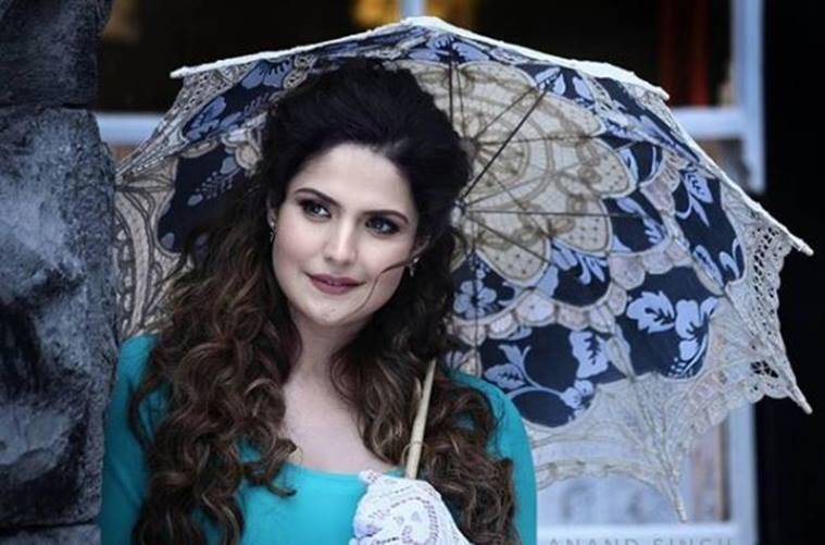 zareen khan latest photos