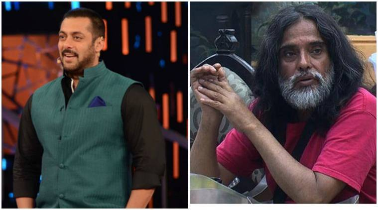 Bigg Boss 10, Bigg Boss 10 news, Bigg Boss 10 updates, Bigg Boss news, Bigg Boss updates, Bigg Boss salman khan, salman khan Bigg Boss, swami om, swami om news, Bigg Boss swami om, swami om Bigg Boss, swami om controversies, swami on comments, swami om news, entertainment news, indian express, indian express news
