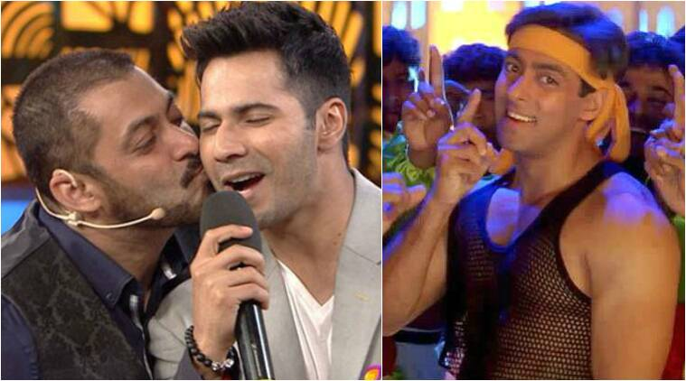 judwaa, judwaa 2, judwaa sequel, judwaa salman khan, judwaa 2 salman khan, judwaa salman godfather gunda, judwa salman godfather gunda, judwa 2 salman, judwa 2 varun salman, judwaa 2 salman cameo, judwa varun salman, judwa david dhawan, judwaa david dhawan, judwaa 2 news, judwa second part, judwa alia bhatt, bollywood news, indian express, indian express news