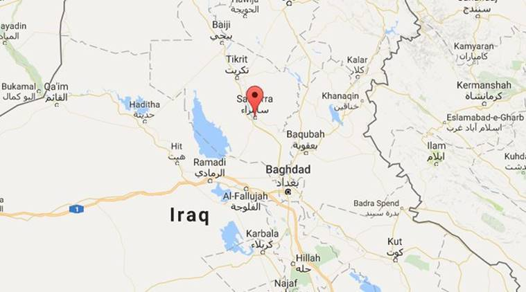 Samarra, Iraq Samarra, Iraq attack, Samarra suicide gunmen, Daesh terrorist gang, Baghdad, news, latest news, Iraq news, world news, international news