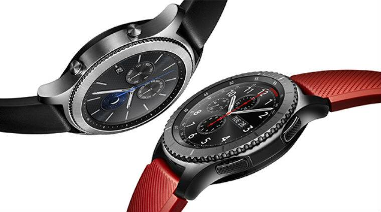 Samsung, Samsung gear S3 launch, Gear S3 frontier, gear S3 classic, gear S3 watches launched, Gear S3 features, Gear S3 specs, Gear S3 availability, smartwatches, technology, technology news