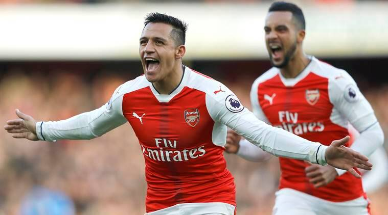 Alexis Sanchez, Sanchez, Sanchez goal, Arsenal vs Bournemouth, Bournemouth vs Arsenal, Wenger, premier League, Football news. Football