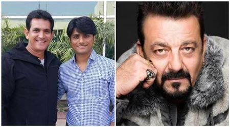 Sanjay Dutt to make a comeback in films with Omung Kumar's Bhoomi