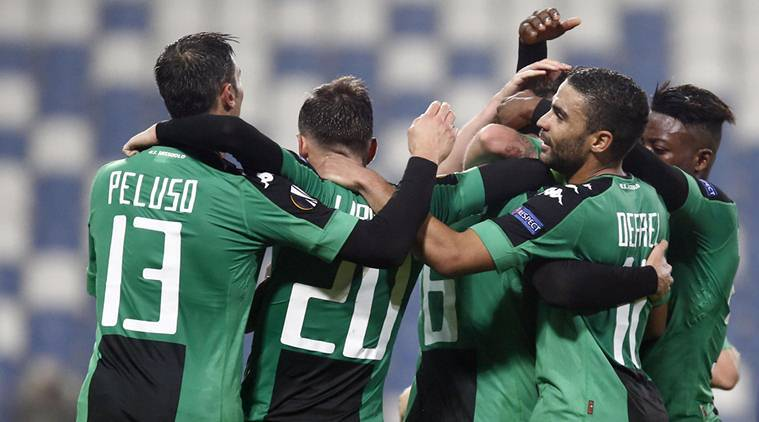 sassuolo, serie a, europa league, sassuolo europa league, italian football, football news, sports news