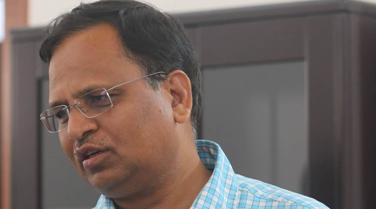 Satyendar Jain, delhi health minister, delhi health minister benami assets, aap minister benami assets, Benami assets Satyendar Jain, delhi health minister, india news, latest news, delhi news, indian express news
