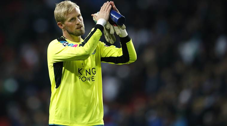 leicester city, leicester, kasper, Kasper Schmeichel, premier league, football news, football