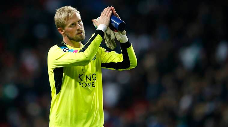 leicester city, kasper schmeichel, claudio ranieri, champions league, leicester city vs fc copenhagen, football news, sports news