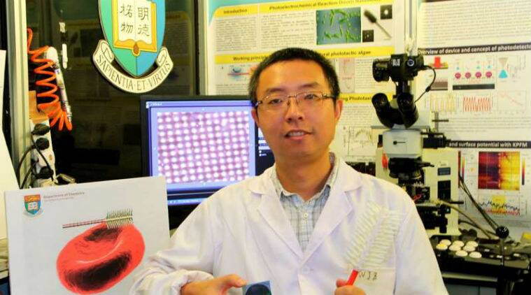 Nanobot, nanorobot, research, light seeking nanobot, synthetic nanorobot, nanbots for surgery, nanorobots for surgery, medical engineering, university of hong kong, light controlled nanorobots, nanotree, science, science news