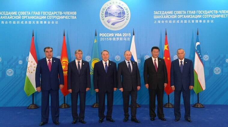Shanghai, Shanghai Cooperation Organisation, SCO, china, chinese prime minister, Russia, Kyrgyzstan , SCO bloc, world news, indian express news