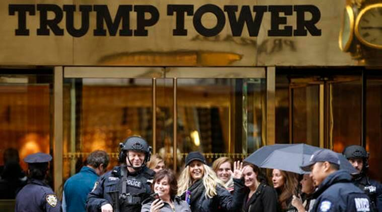 Trump Tower Nyc Map.Trump Tower Renamed Dump Tower On Google Maps India News The