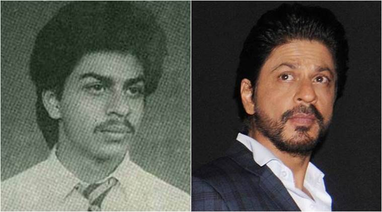 Shah Rukh Khan's old and adorable picture/ Twitter
