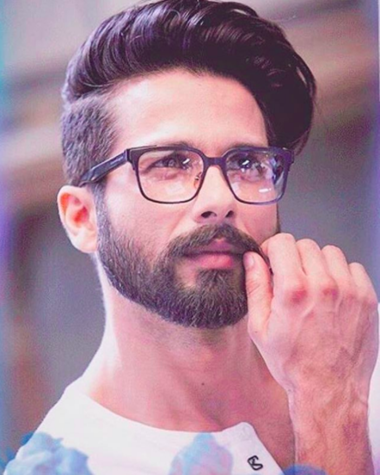 Shahid Kapoor's style transformation is commendable. (Source: Instagram/Shahid Kapoor)