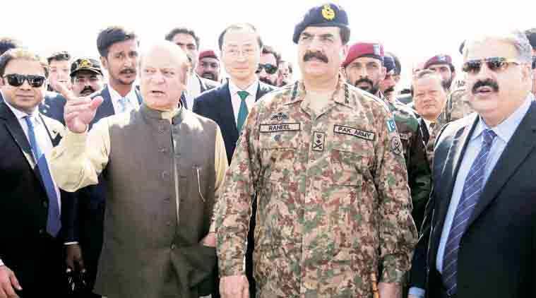 pakistan, pakistan general, pakistan pm, nawaz sharif, pm nawaz sharif, indian express, india news, pakistan general